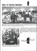 1988 Clyde High School Yearbook Page 102 & 103