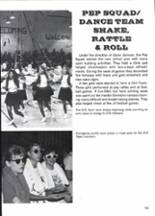 1988 Clyde High School Yearbook Page 104 & 105