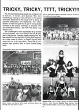 1988 Clyde High School Yearbook Page 106 & 107