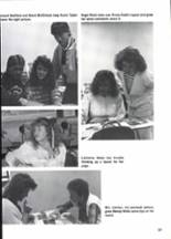 1988 Clyde High School Yearbook Page 108 & 109