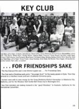 1988 Clyde High School Yearbook Page 116 & 117