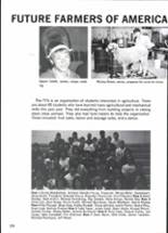 1988 Clyde High School Yearbook Page 118 & 119