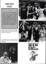 1988 Clyde High School Yearbook Page 120 & 121