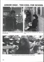 1988 Clyde High School Yearbook Page 122 & 123