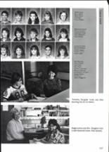 1988 Clyde High School Yearbook Page 128 & 129