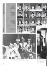 1988 Clyde High School Yearbook Page 132 & 133