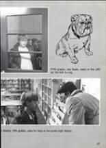 1988 Clyde High School Yearbook Page 138 & 139