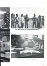 1988 Clyde High School Yearbook Page 142 & 143