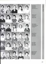1988 Clyde High School Yearbook Page 156 & 157
