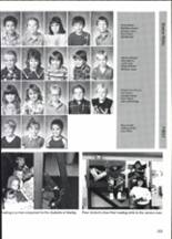 1988 Clyde High School Yearbook Page 164 & 165