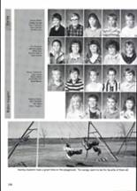 1988 Clyde High School Yearbook Page 168 & 169