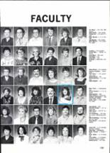 1988 Clyde High School Yearbook Page 170 & 171