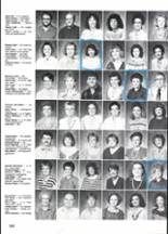 1988 Clyde High School Yearbook Page 172 & 173