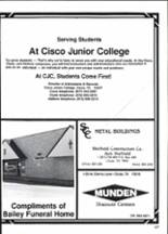 1988 Clyde High School Yearbook Page 178 & 179
