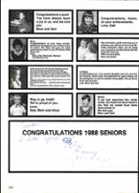 1988 Clyde High School Yearbook Page 186 & 187