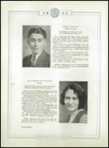 1933 Whitehall High School Yearbook Page 24 & 25