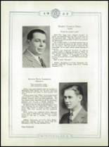 1933 Whitehall High School Yearbook Page 28 & 29