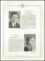 1933 Whitehall High School Yearbook Page 30 & 31