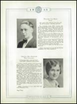 1933 Whitehall High School Yearbook Page 36 & 37