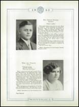 1933 Whitehall High School Yearbook Page 48 & 49