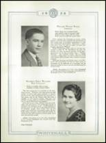 1933 Whitehall High School Yearbook Page 50 & 51