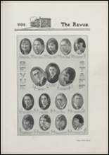 1922 Barrett Manual Training High School Yearbook Page 62 & 63