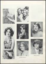 1973 Brodhead High School Yearbook Page 10 & 11