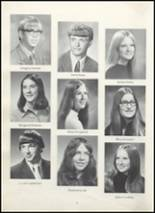 1973 Brodhead High School Yearbook Page 12 & 13