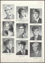 1973 Brodhead High School Yearbook Page 14 & 15
