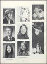 1973 Brodhead High School Yearbook Page 16 & 17