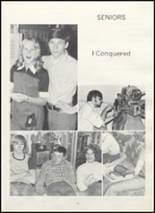 1973 Brodhead High School Yearbook Page 18 & 19