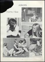 1973 Brodhead High School Yearbook Page 26 & 27