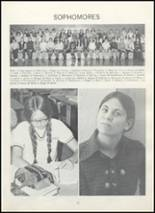 1973 Brodhead High School Yearbook Page 28 & 29