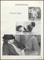 1973 Brodhead High School Yearbook Page 30 & 31