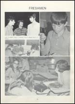 1973 Brodhead High School Yearbook Page 32 & 33