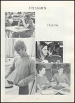 1973 Brodhead High School Yearbook Page 34 & 35