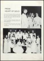 1973 Brodhead High School Yearbook Page 38 & 39