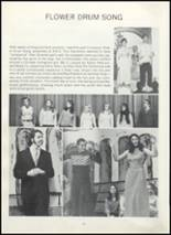 1973 Brodhead High School Yearbook Page 42 & 43