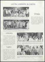 1973 Brodhead High School Yearbook Page 52 & 53