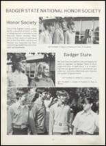 1973 Brodhead High School Yearbook Page 56 & 57