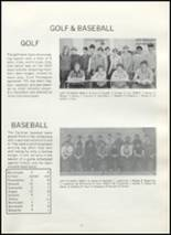 1973 Brodhead High School Yearbook Page 68 & 69