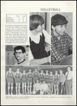 1973 Brodhead High School Yearbook Page 70 & 71