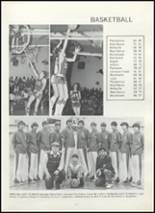 1973 Brodhead High School Yearbook Page 74 & 75