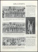 1973 Brodhead High School Yearbook Page 76 & 77