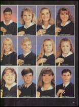 1995 Rison High School Yearbook Page 14 & 15