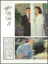1995 Rison High School Yearbook Page 18 & 19