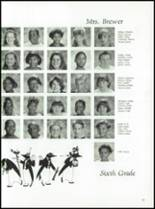 1995 Rison High School Yearbook Page 54 & 55
