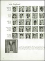 1995 Rison High School Yearbook Page 56 & 57