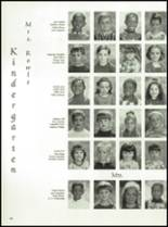 1995 Rison High School Yearbook Page 66 & 67