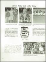1995 Rison High School Yearbook Page 86 & 87